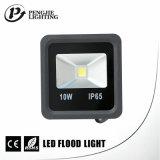 Résistant à l'ÉPI 10W de corrosion imperméabiliser les longues lumières d'inondation de la durée de vie IP65 DEL