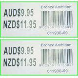 Étiquettes de pièces d'auto de qualité et collant adhésifs d'accessoire de machine