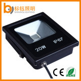 20W는 IP67 영사기 정원 옥외 점화 램프 플러드 빛을 방수 처리한다