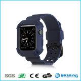 Sport-Silikon-Abwechslungs-Band-Armband-Handgelenk-Brücken für iPhone Apple Iwatch