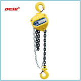 Grua 2t Chain manual aprovada do Ce com gancho