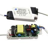programa piloto de 24W 230V 300mA PF0.9 para la luz del panel