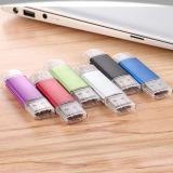 3つのコンピュータのアンドリュースの携帯電話USBの私電話USBのフラッシュ駆動機構256GB