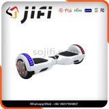 Jifiの上のブランドのリチウム電池LEDモーター2車輪のHoverboardの自己のバランスをとるスクーター