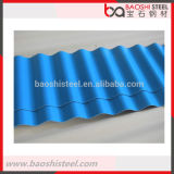 Hoja barata a prueba de calor de acero de la azotea del metal de Baoshi para la venta