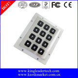 Geleuchteter Tastaturblock USB-Schnittstellen-Tastaturblock der Matrix-4*3