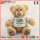 Ursinho de pelúcia em pelicula com brinquedos em peluches para bebê Crianças / crianças