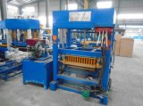 El bloque de Hydraform que hace la cadena de producción de máquina bordillo de /Concrete/prensa de Hydrualic pavimenta la máquina Qt4-15c del bloque