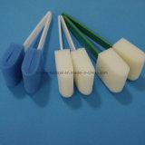 Palillo limpio de la esponja disponible médica