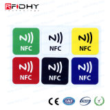 Tag de NXP MIFARE S50/S70 13.56 megahertz NFC para anunciar