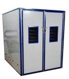 Incubateur commercial d'oeufs d'oiseau d'arrivée neuve hachant l'incubateur automatique de machine