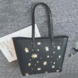 Le borse delle signore di sacchetto della mano delle donne di modo con stampa Stars Sy7884