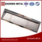 ステンレス鋼のシート・メタルの製造の金属部分の金属の生産