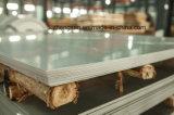 Preço inoxidável da placa de aço do revestimento 2b 304 do no. 1 por o quilograma