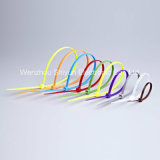 7 '' связей кабеля 50lbs естественных /UV черных Self-Locking Nylon