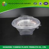 Пластичная тара для хранения еды для шара салата