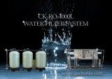 Grundwasser-Filter-umgekehrte Osmose-System mit Sicherheits-Filter