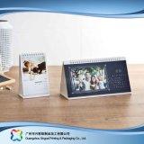 Calendario de escritorio creativo para el regalo de la decoración de la fuente de oficina (xc-stc-018A)