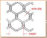 Rete metallica/rete metallica esagonali del pollame