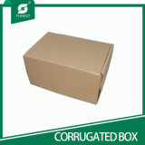 Flat Pack Corrugated Deluxe Moving Boxes pour l'expédition en gros