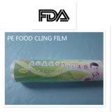 Le PE d'aperçu gratuit s'attachent film pour des fruits et légumes d'emballage de nourriture