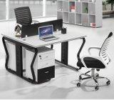 Glasmöbel-Arbeitsplatz-moderne Büro-Partition (Hx-Ncd118