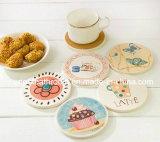 De goed Verkochte Ceramische Onderlegger voor glazen van de Goede Kwaliteit