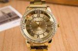 Reloj del cristal de las señoras de las mujeres de la manera
