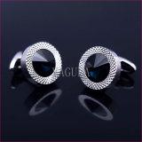 VAGULA Superqualität Cuffs Diamant-Stulpe-Links Gemelos Opalmanschettenknöpfe 389