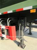 3 Axles трейлер сброса 80 тонн/задний трейлер перехода трейлера/угля Tipper с цилиндром Hyva