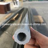 FRP de fibra de vidrio estriado Tubo FRP Ronda