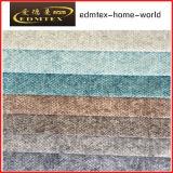 Tela de confeção de malhas de veludo da tela 2016 de matéria têxtil do poliéster (EDM-TC83)
