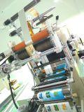La mesa de trabajo automático de estampado en caliente Máquina de troquelado y