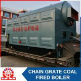 Chaudière à eau chaude allumée par charbon inférieur de l'émission 1.4MW-1.0MPa