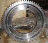 Schmieden des Antriebszahnrad-Rades mit der fertigen maschinellen Bearbeitung