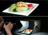 Studio de photo des tailles importantes 40*40*40cm Foldabe avec la lumière