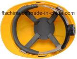 ABS/HDPE de plastic Helm van de Veiligheid voor HoofdBescherming