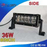 CREE Selbst-LED nicht für den Straßenverkehr ATV LED heller Stab der Lampen-36W 8inch