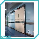 Zftdm-6 de automatische Glijdende CT van de Deur van de Stralingsbescherming van de Deur van het Lood van de Röntgenstraal Deur van de Zaal