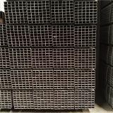 ASTM A500 Gr. B 기름 검정 2X2 정연한 배관 없음