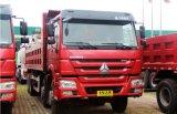 Zware Camion van Sinotruk HOWO 8X4 met 30-40 die laden