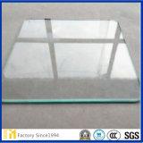vidrio decorativo del flotador claro de 2mm-12m m, vidrio claro, vidrio de hoja con la certificación del SGS