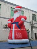 Гигантское раздувное Santa Claus