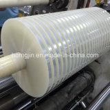 cinta térmica en caliente del poliester del animal doméstico de Mylar de la baja temperatura 20u para el cable