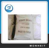 Bromide 7647-15-6 van het Natrium van de Verzekering van de kwaliteit Geneeskrachtig Standaard