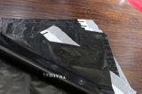 Zak van de Post van de Kleur van de douane de Zwarte met Wit Embleem