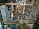 120bph máquina monobloque que capsula de relleno del fregado de las botellas de 5 galones