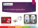 Étiquette programmable d'étiquette de marqueterie de la fréquence ultra-haute HY-9613 de CPE de management au détail