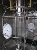 Prueba de la firmeza del compartimiento de la prueba de resistencia de erosión de la lámpara de xenón