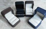Коробка ювелирных изделий роскошного шкафута свода пластичная с высоким PU